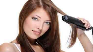 Kıvırcık Saç Düzleştirme