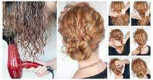 okulda kıvırcık saç modelleri (1)