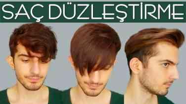 Erkekler Kıvırcık Saçlarını Nasıl Düzleştirebilir?