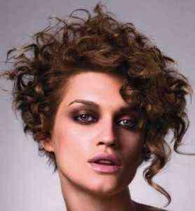 kısa kıvırcık saç (3)