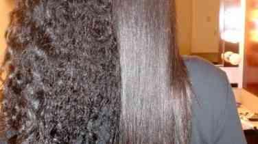 Kıvırcık Saçlar İçin Düzleştirici