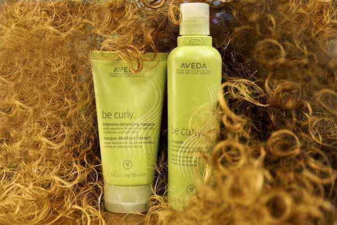kıvırcık saç şampuanları