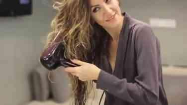Kıvırcık Saçlar İçin Fön Makinesi