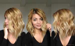 kısa saç stilleri