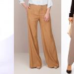 2018-2019 Keten Pantolon Modelleri