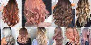 Her Saç Rengine Göre Balyaj Önerileri