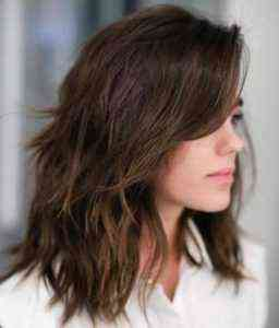 Katlı saç kesimi