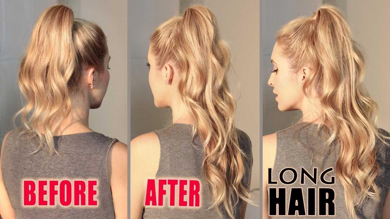 Saç Uzatmak için Doğal Yöntemler
