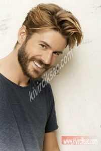 Asimetrik Erkek Saç Modelleri