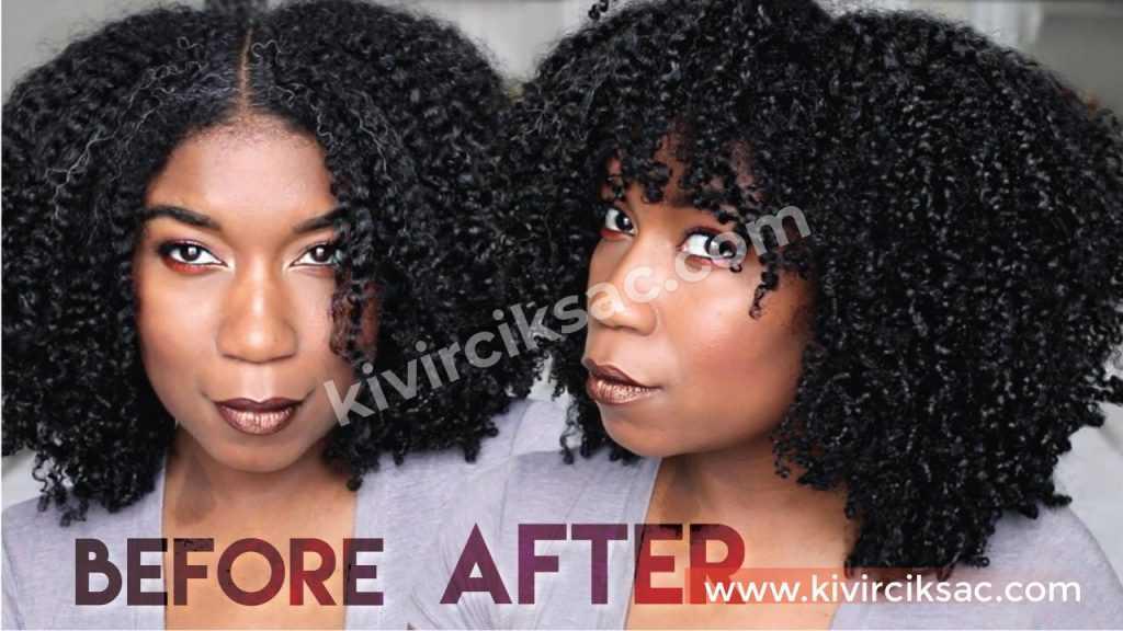 Kıvırcık Saça Nasıl Şekil Verilir?