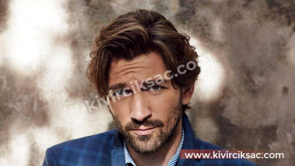 Uzun Saç Erkek Modelleri