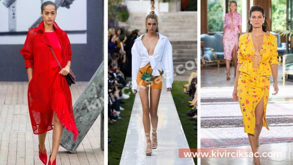 2023 Sonbahar Kış Moda Trendleri