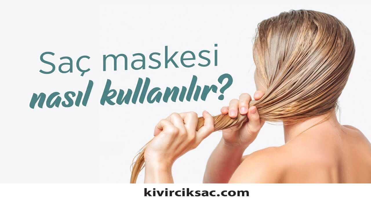 Dermokil Saç Maskesi Kullanımı